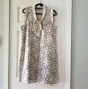 Bellambra Italian Linen Shift Dress Swimsuit Coverup